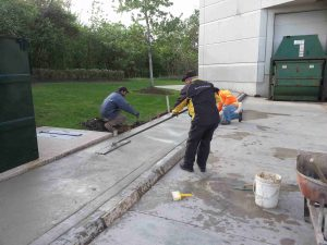 Concrete Services by Fort York Paving