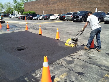 markham paving services