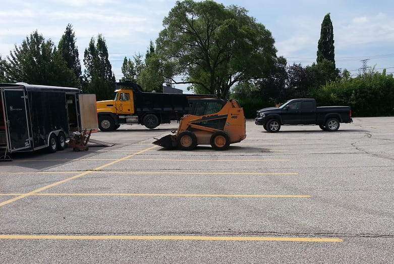Repair Your Parking Lot — Or Be Ready For Consequences