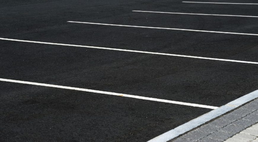 Increase business with a well-designed and maintained parking lot