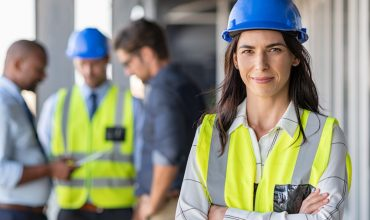 Opening the doors for women in construction
